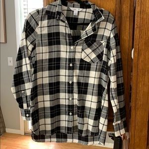 Old Navy Tunic Flannel